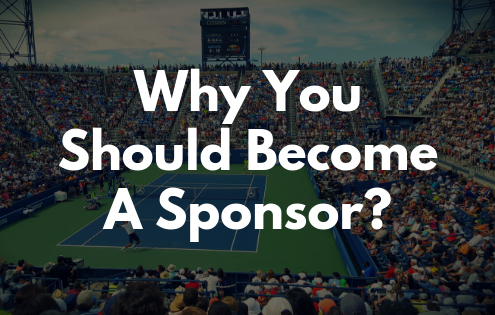 Why You Should Become A Sponsor